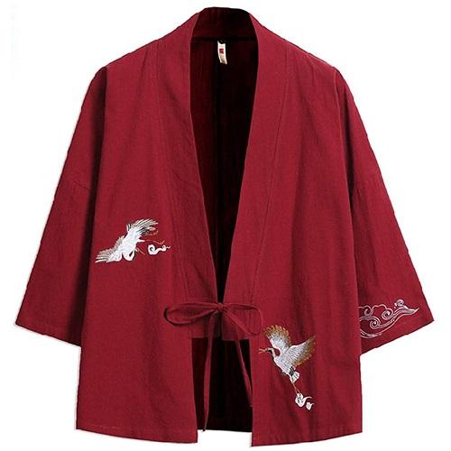 kimonos para hombre estilo japones